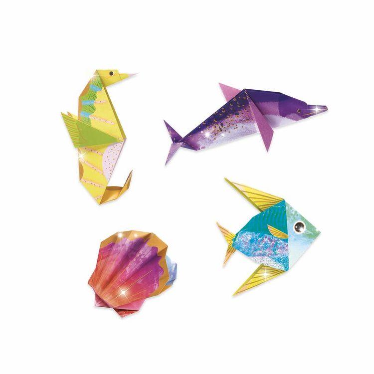 Origami Sea Creatures
