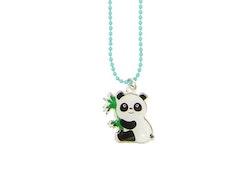 Halsband 'Panda'
