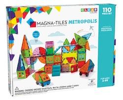 Magna-tiles, Metropolis - 110 pcs