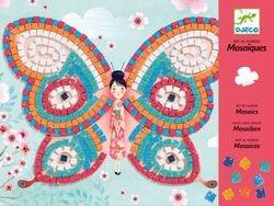 Mosaik fjärilar