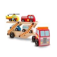 Truck för räddningsfordon