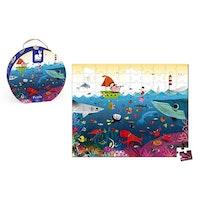 Pussel Underwater World 100 bitar