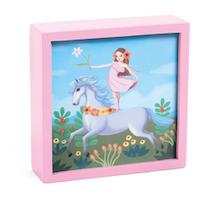 Magisk nattlampa, Fairy unicorn