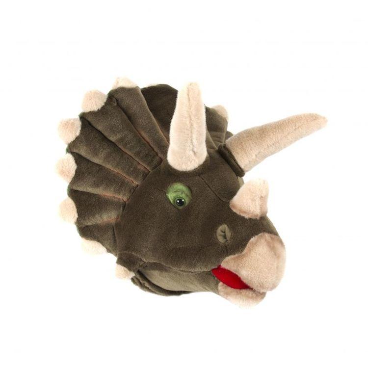 Dinosauriehuvud
