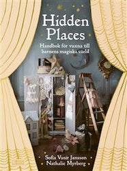 Hidden Places- handbok för vuxna till barnens magiska värld