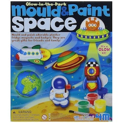 Mould & Paint / Glow Space
