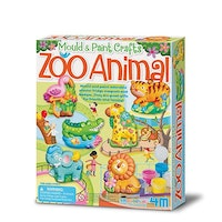 Mould & Paint / Zoo Animal