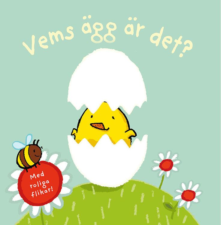 Pekbok: Vems ägg är det?