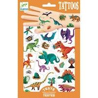 Tattoo, Dino club