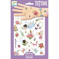 Tattoo, Fairy friends