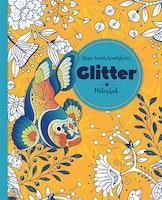 Glitter - målarbok: Djupa havets hemligheter