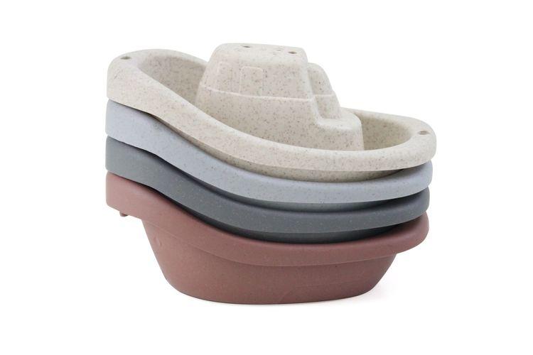 Wheat Straw Bath Boat Cups