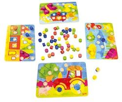 Barnspel Colour dice