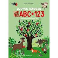 Djuren i skogen lär mig ABC + 123