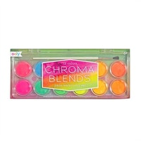 Chroma Blends Watercolor Paint Set – Neon
