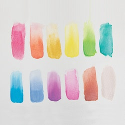 Chroma Blends Watercolors – Pearlescent