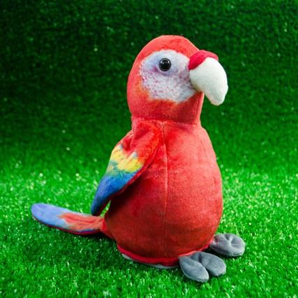 Härmdjur, Papegoja Sally