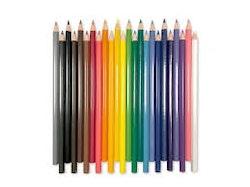 Färgpennor Mumin