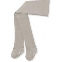 Konges Slöjd - Pointelle stockings (Paloma grey)