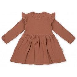 Konges Slöjd - Siff dress (Choco bean)