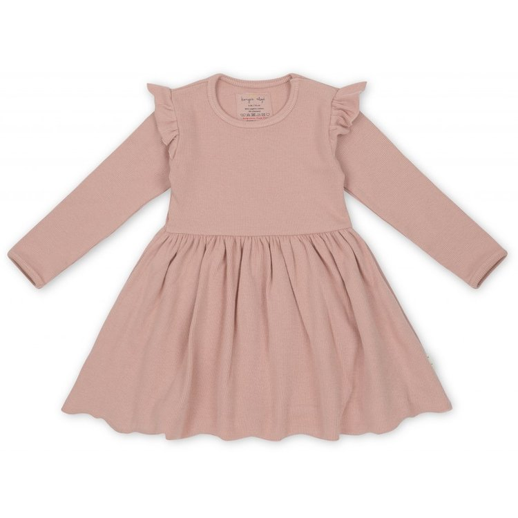Konges Slöjd - Siff dress (Rose blush)