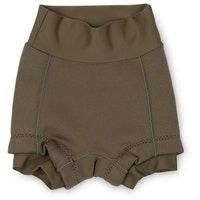 Konges Slöjd - Baby sim pants (Dusty army)