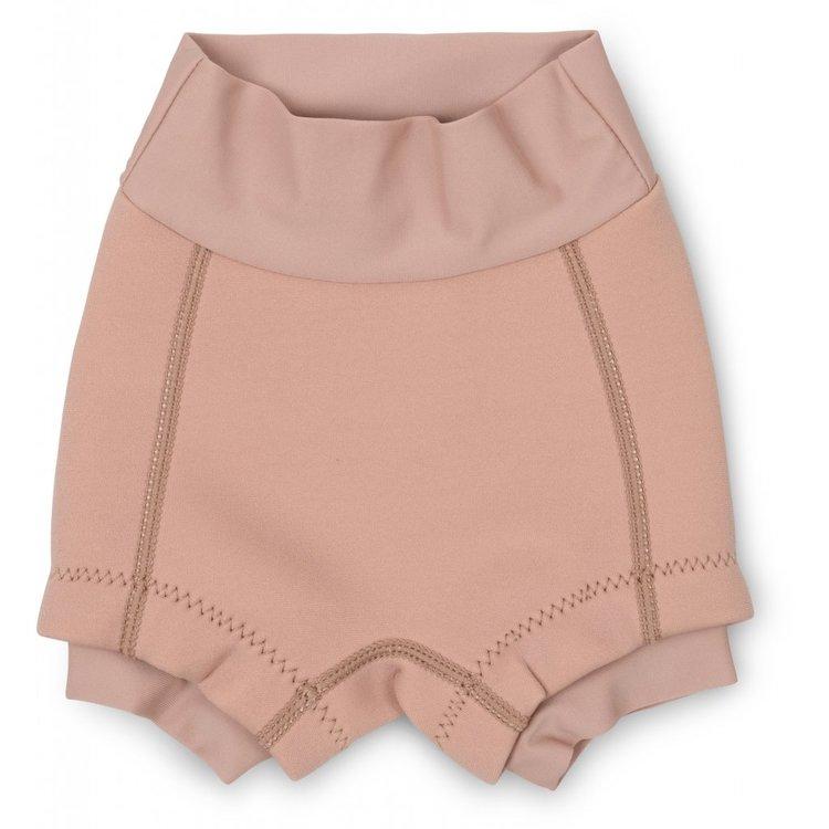 Konges Slöjd - Baby sim pants (Rose blush)