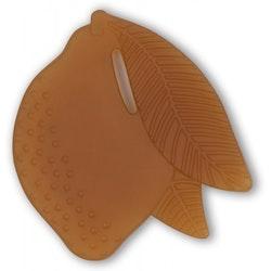 Kongesslöjd - Flat fruit teethers (Lemon)
