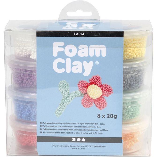 Foam Clay Large