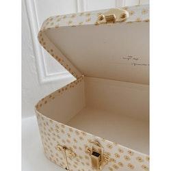 Kongesslöjd Luggage 2-pack (Yellow/Rosarie)