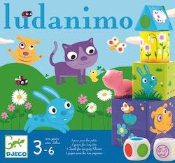 Ludanimo - tre spel i ett
