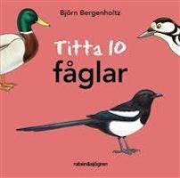 Titta 10 fåglar