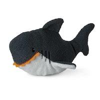 Hajen Stevie (liten, grå)