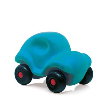 Little Car Turquoise Naturgummi