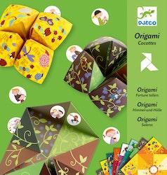 Origami bird games