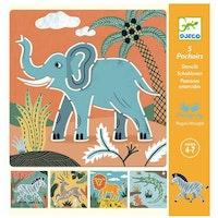 Ritschabloner - Wild animals