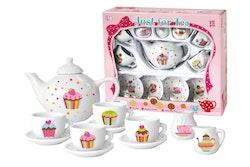 Teservis Cupcake 12 delar - Magni