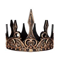 Medeltid Krona Guld
