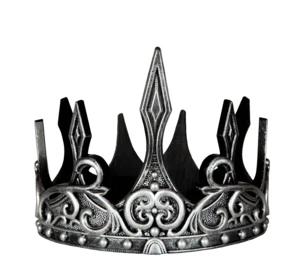 Medeltid Krona Silver