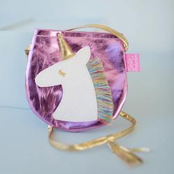 Unicorn liten handväska