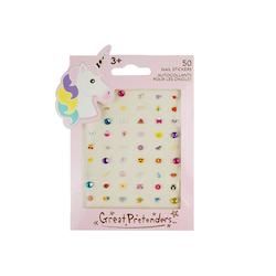 Unicorn nail stickers