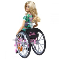 Barbie Fashionistas Docka med rullstol