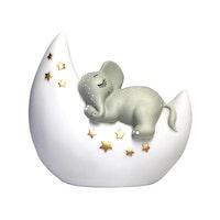 Over The Moon Elephant Mini Led