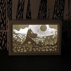 Mumin ljusbox -  Field