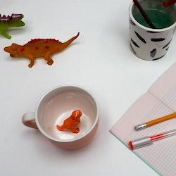 Kopp- Origami Orange Dino