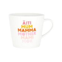 Koti - Mamma-mugg färger