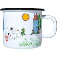 Muurla Moominvalley Mugg - 3,7