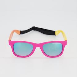 Solglasögon Kids 2-6 År - Cerise Mix