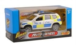 Polisbil Svensk