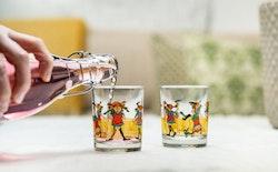 Dricksglas Pippi